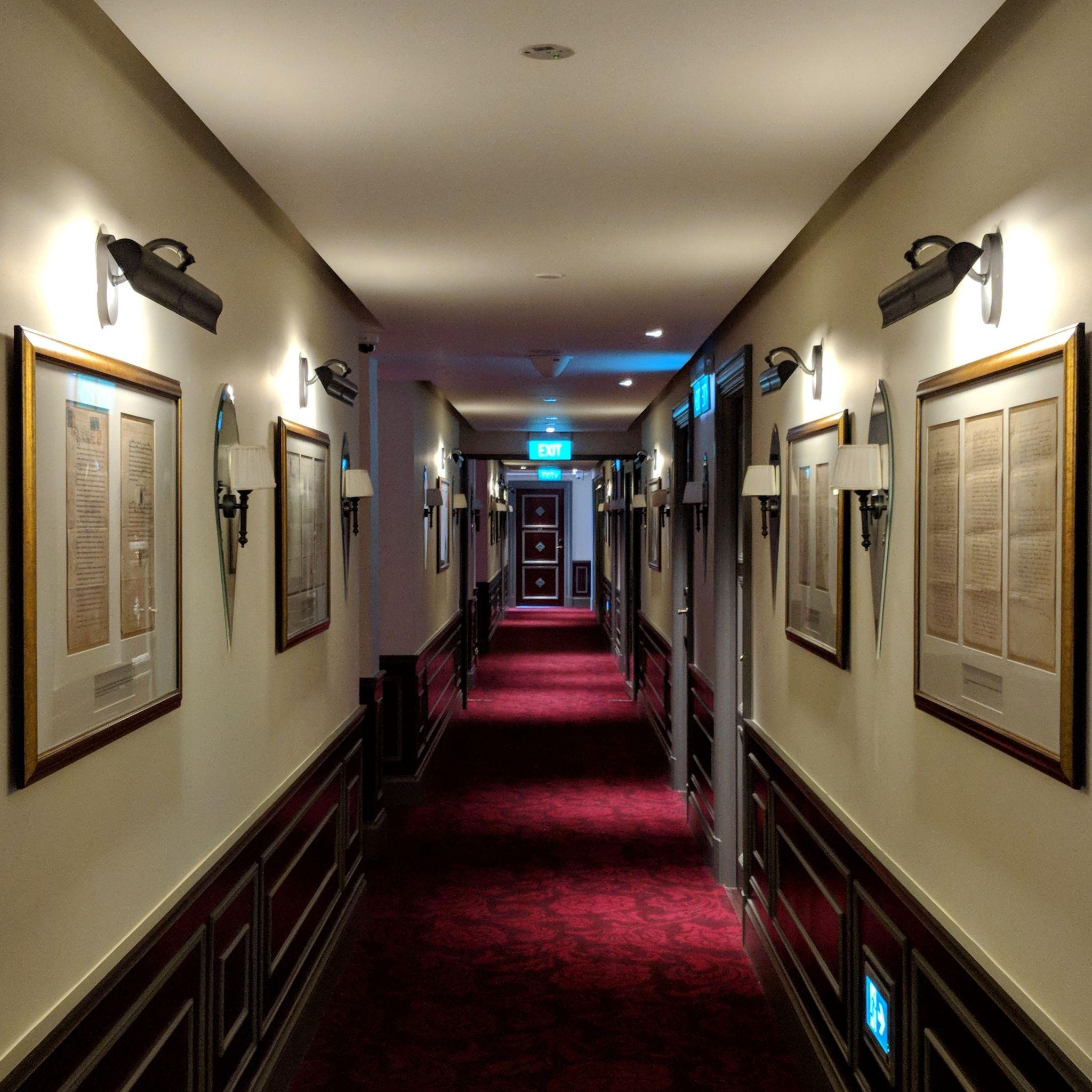 six senses maxwell hallway