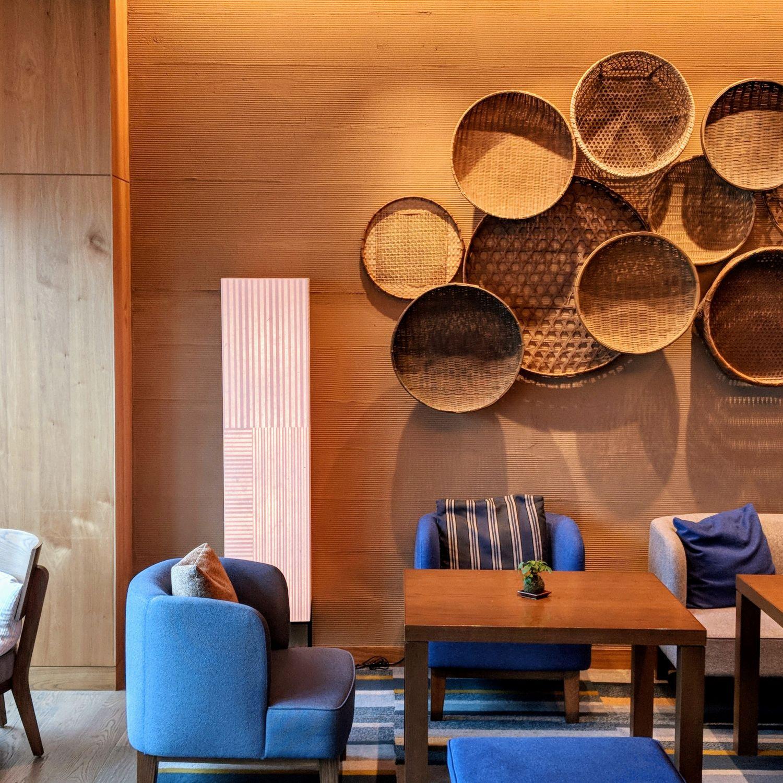 conrad tokyo executive lounge