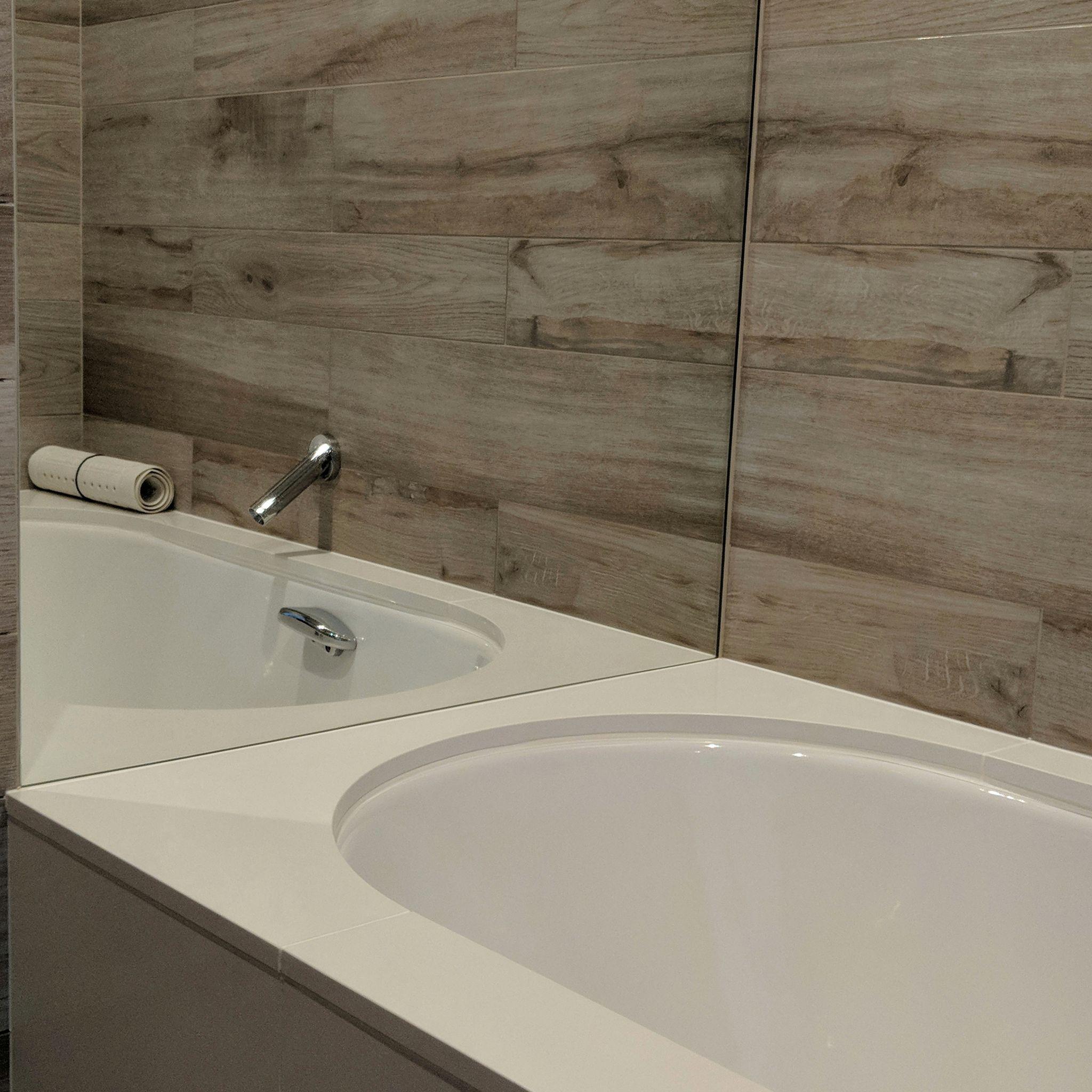 hyatt centric ginza tokyo king bed room bathroom bathtub