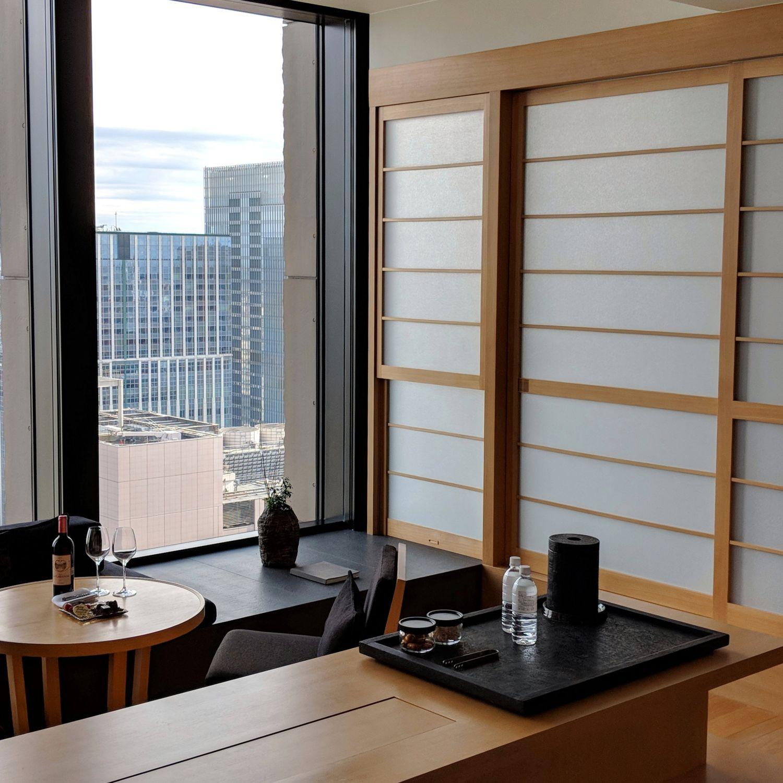 aman tokyo premier room