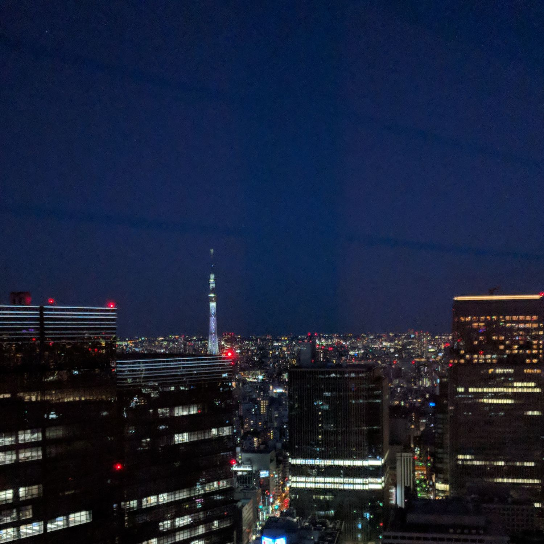 aman tokyo premier room tokyo skytree view