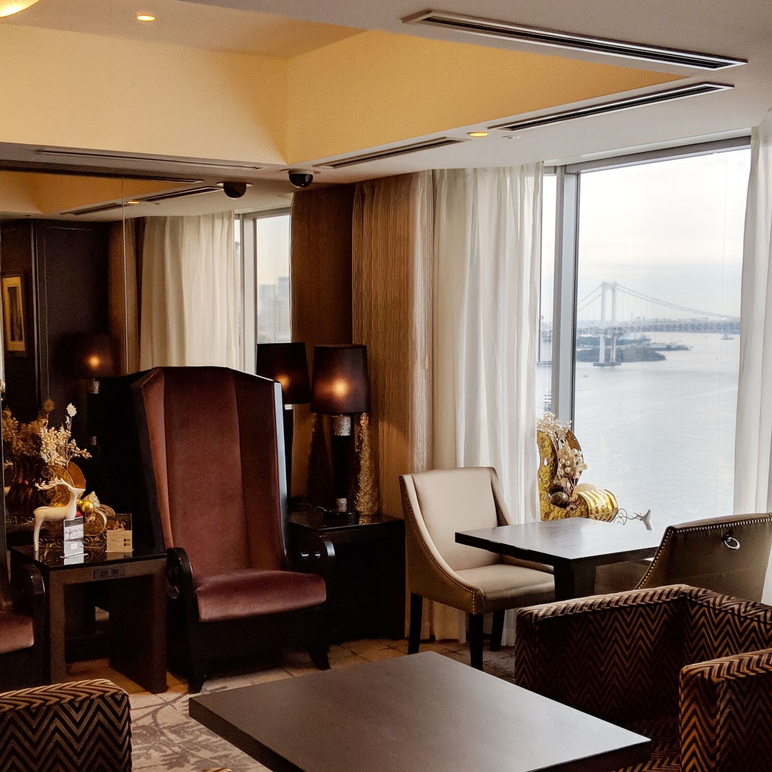 intercontinental tokyo bay club intercontinental lounge