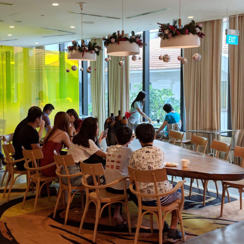 jw marriott singapore south beach executive lounge