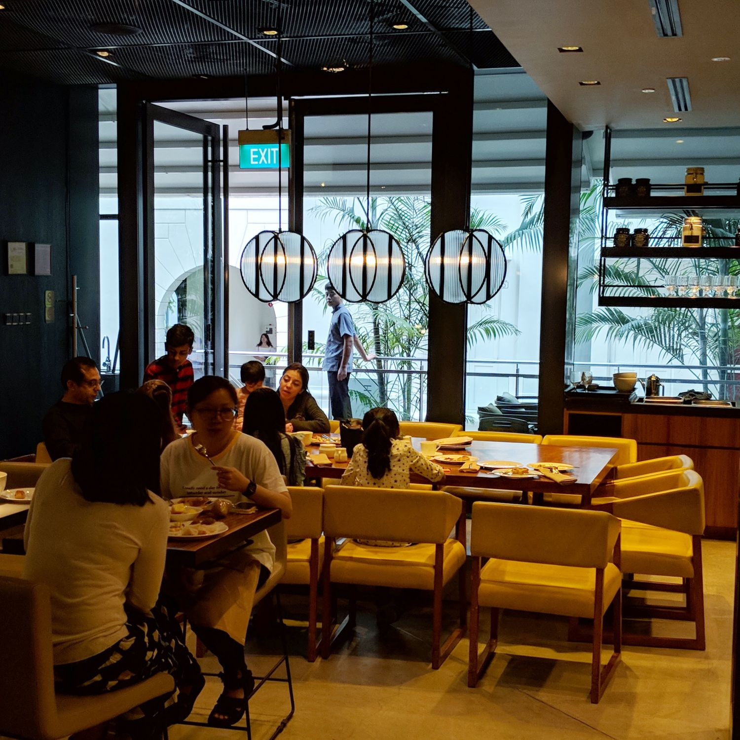 jw marriott singapore south beach beach road kitchen breakfast