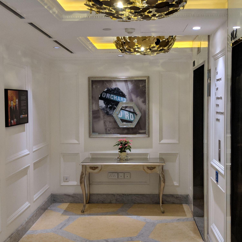 so sofitel singapore lift lobby