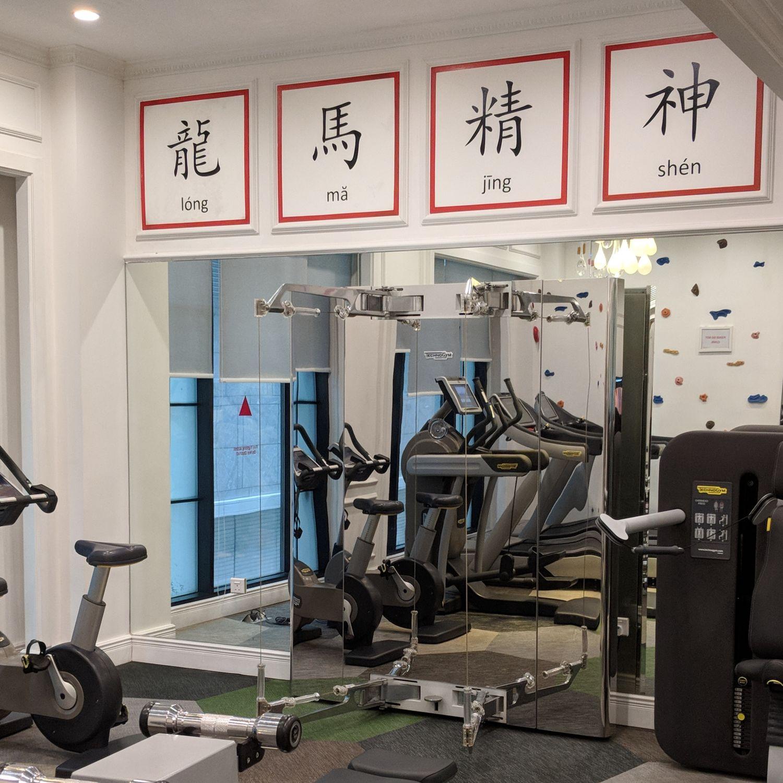 so sofitel singapore gym