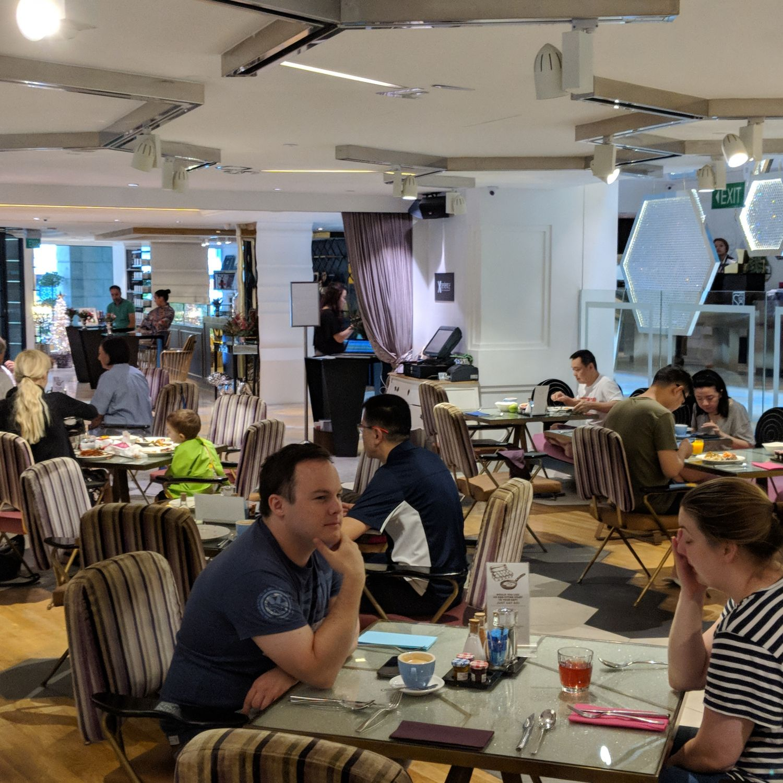 so sofitel singapore xperience restaurant