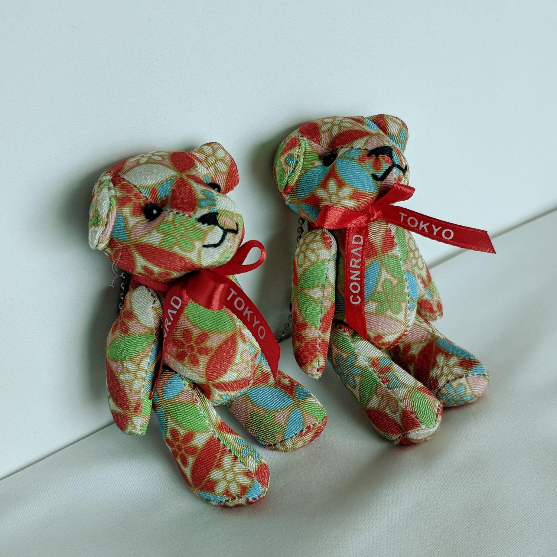conrad tokyo mascot bear