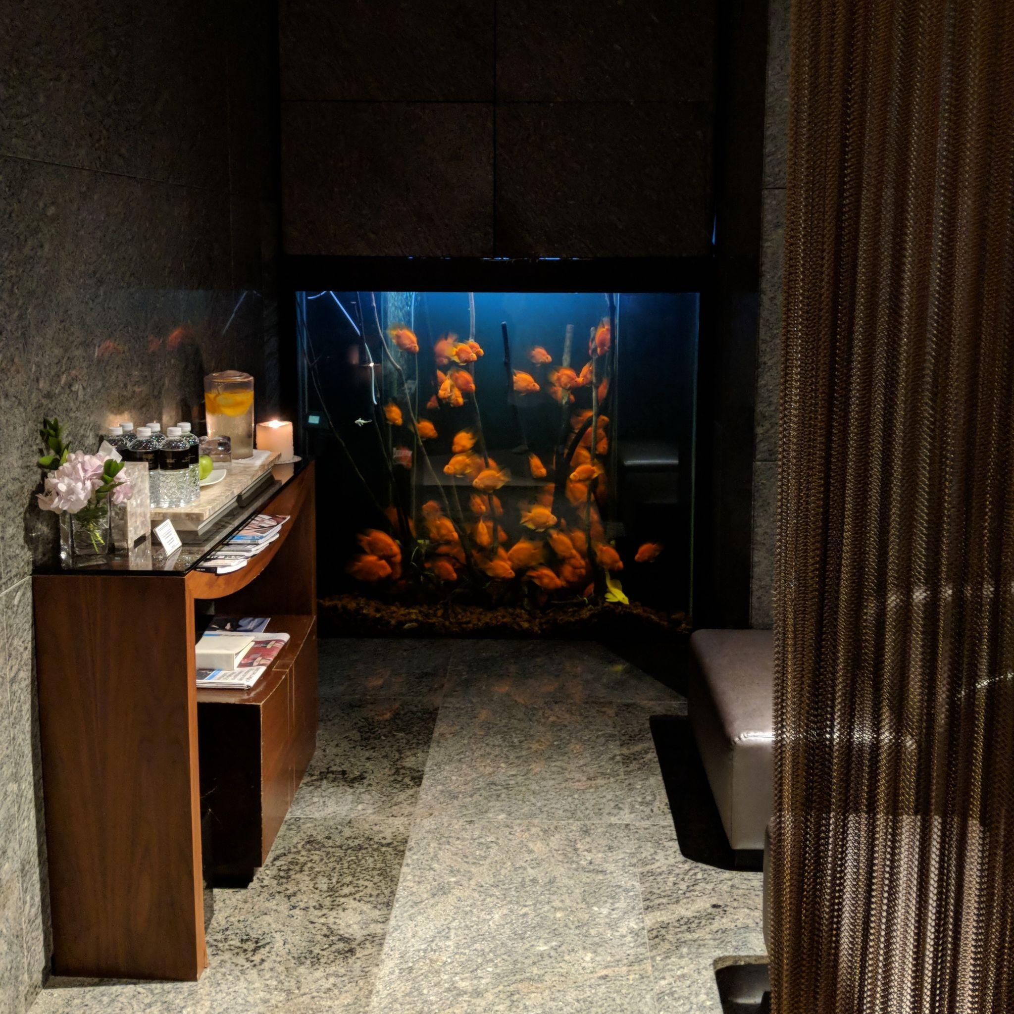 the st. regis singapore remede spa lounge