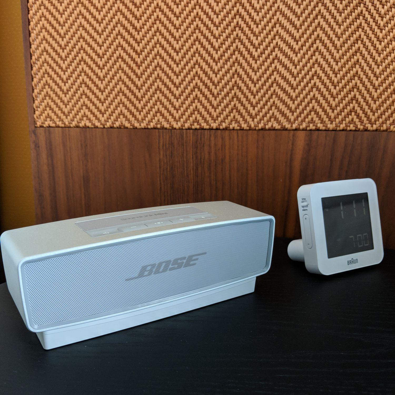 hyatt centric ginza tokyo king bed room bose bluetooth speaker
