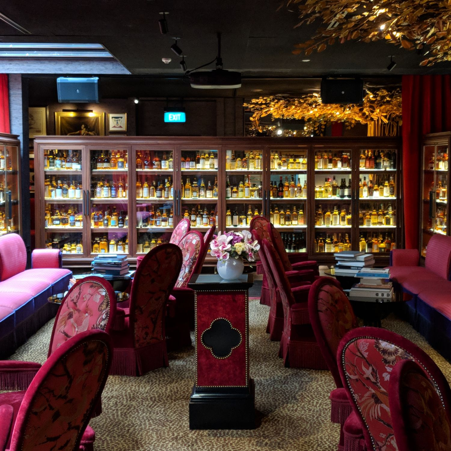 the vagabond club singapore the whiskey library