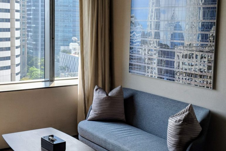 Hotel Review: Oakwood Premier OUE Singapore (One-Bedroom Executive Apartment) – Luxurious Homeowner Fantasy in Tanjong Pagar