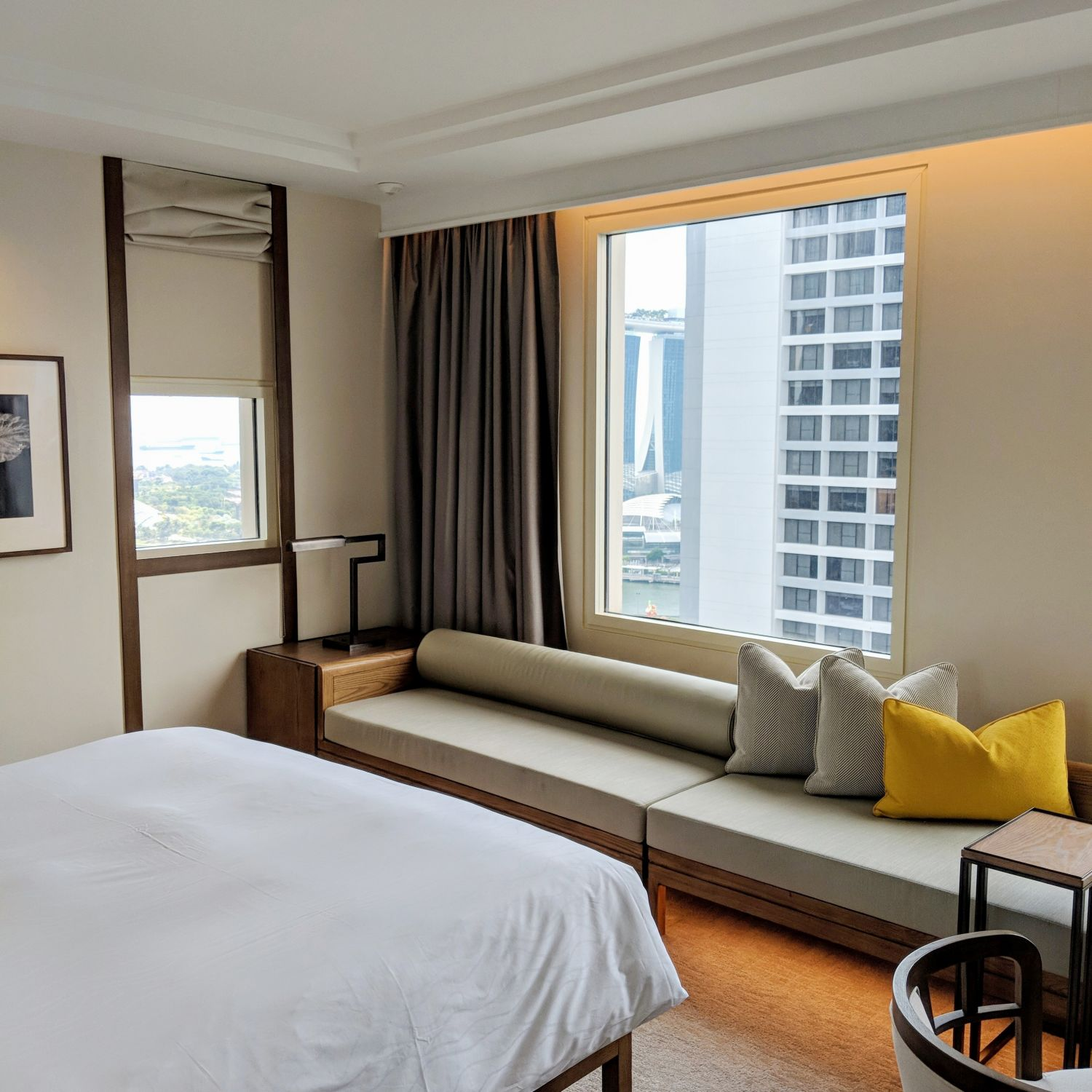 conrad centennial singapore executive king