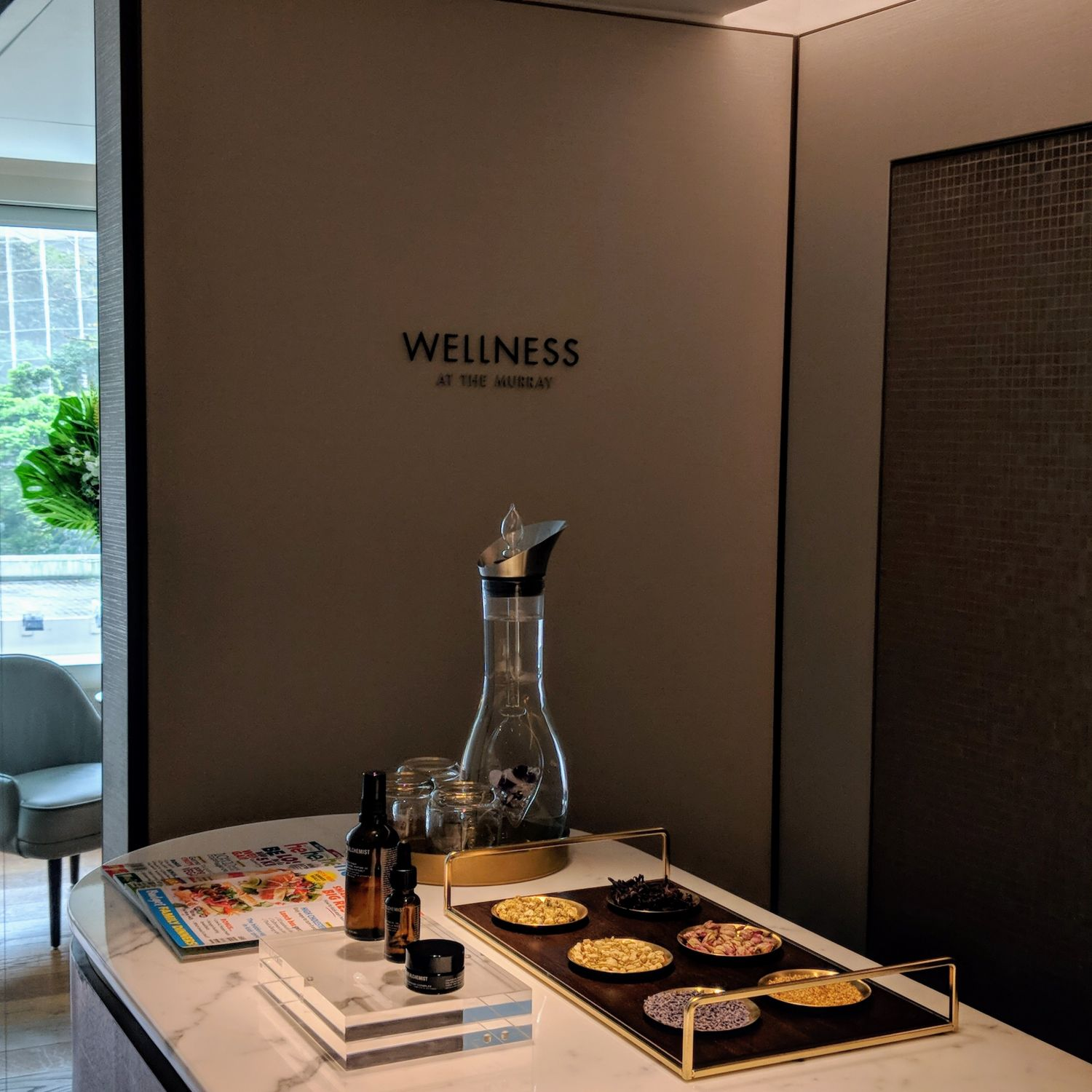 the murray hong kong wellness at the murray spa