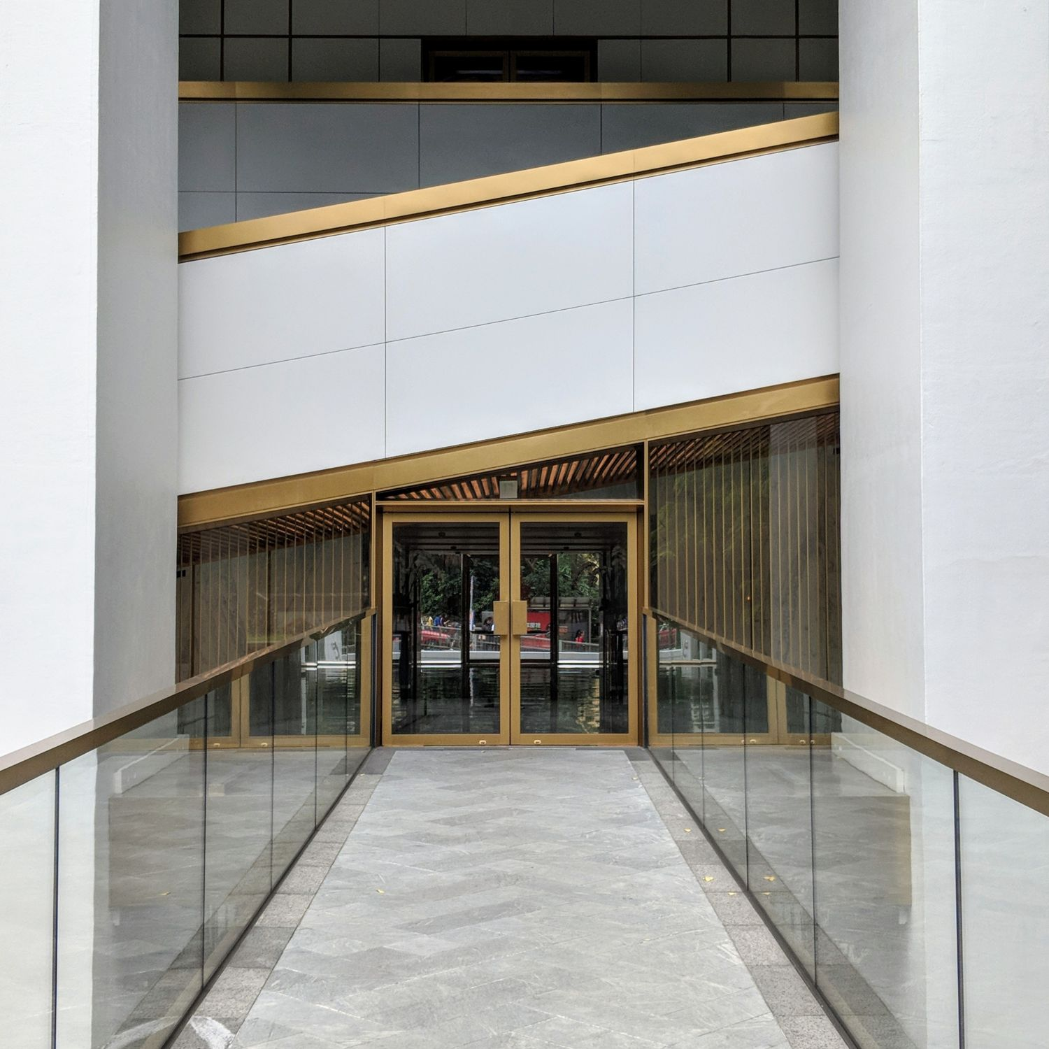 the murray hong kong upper ground level entrance