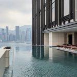 rosewood hong kong infinity pool