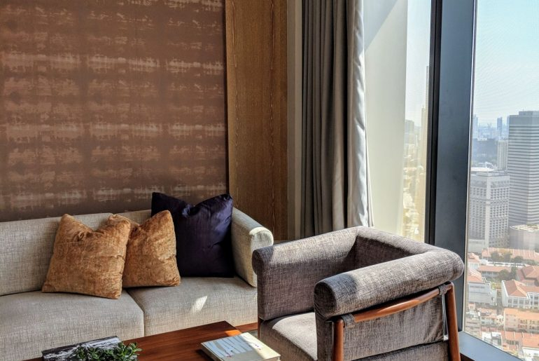 Hotel Review: Andaz Singapore (Andaz Large Suite King) – Forest Lodge Luxury in Bugis