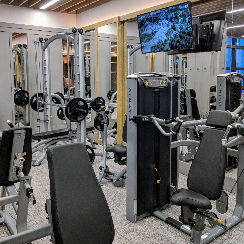 andaz singapore fitness centre
