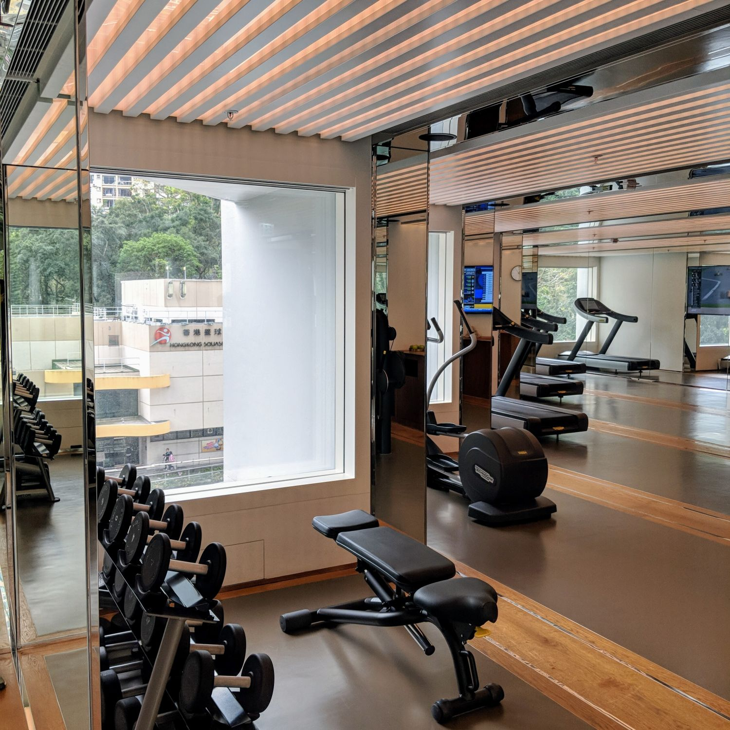 the murray hong kong wellness at the murray gymnasium