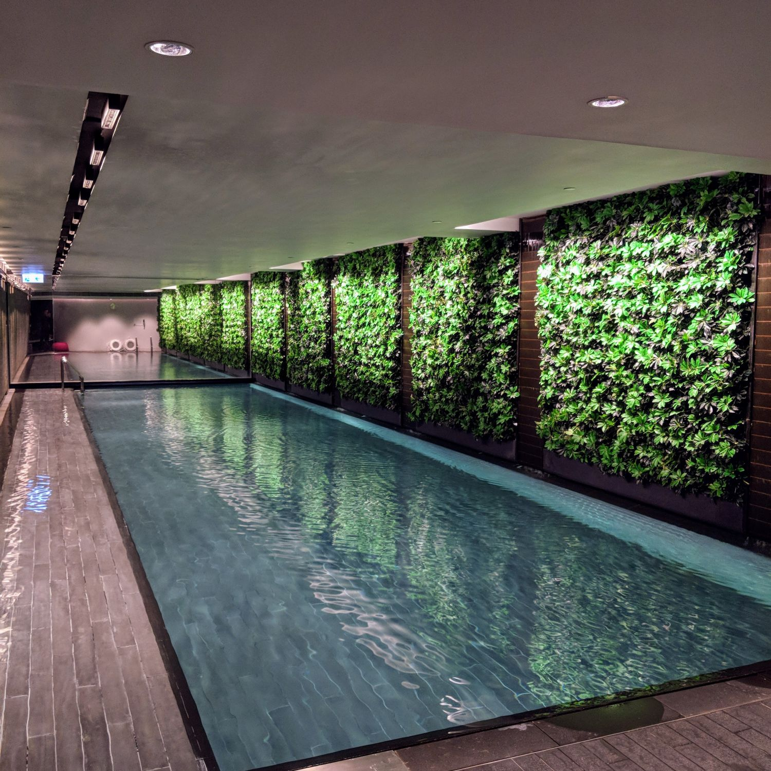 the murray hong kong indoor swimming pool