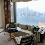 rosewood hong kong grand harbour corner suite living room
