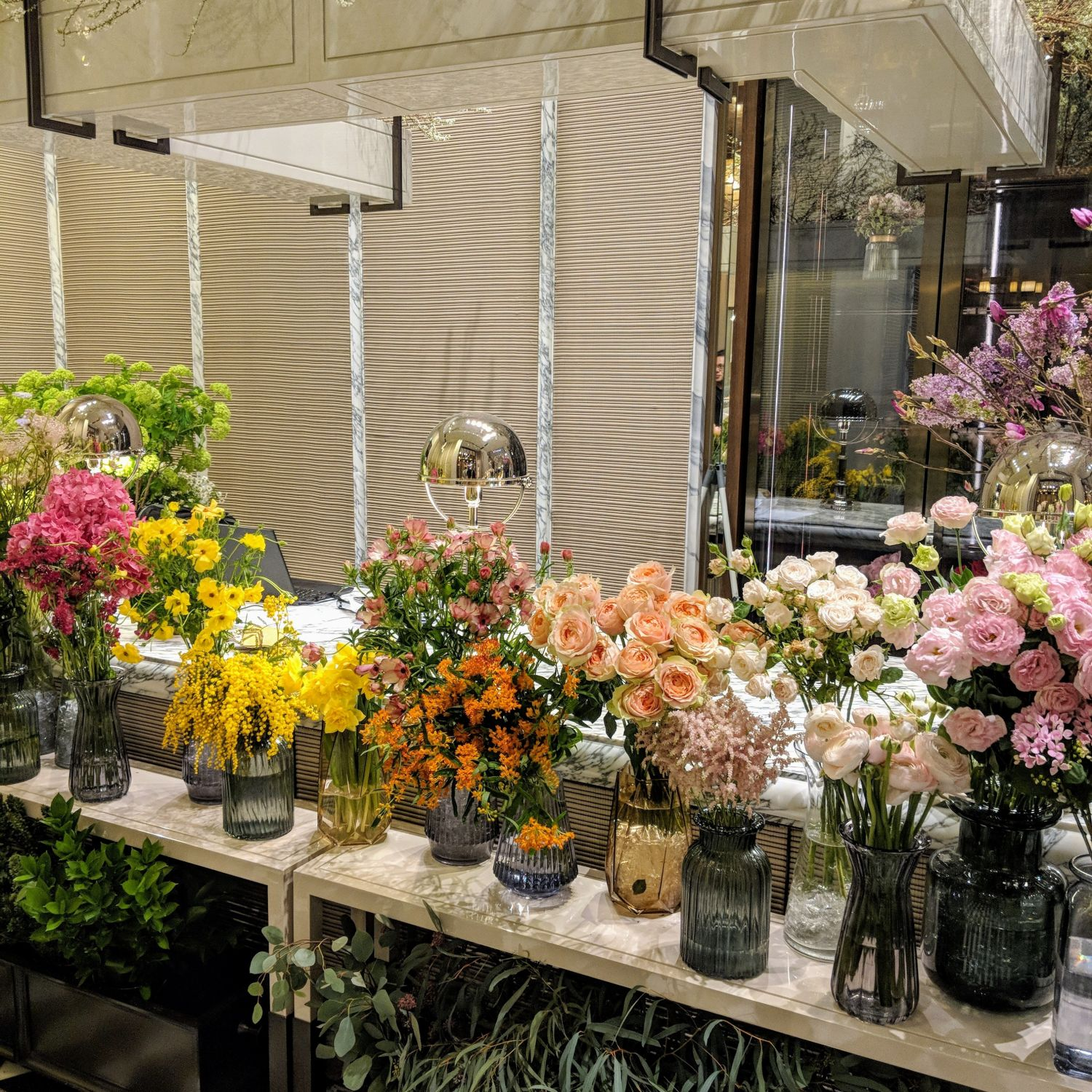 rosewood hong kong floral boutique