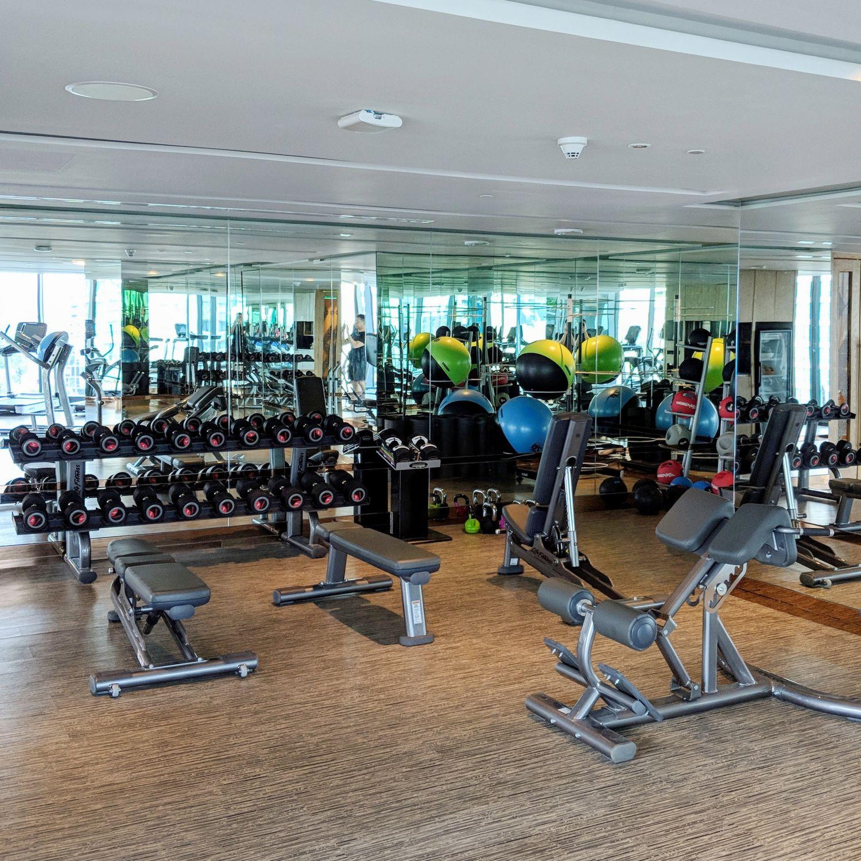 Hyatt Regency Bangkok Sukhumvit fitness centre