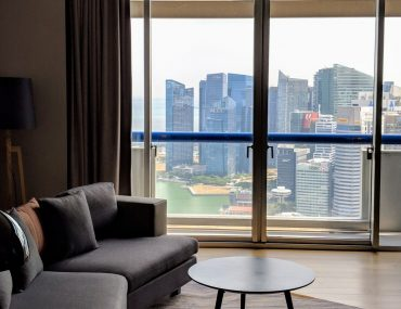 Hotel Review: Swissotel The Stamford Singapore (Crest Suite) – Sky-High Comfort With Unparalleled Views in Downtown Singapore