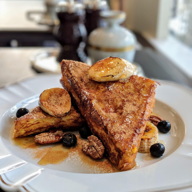 Rosewood Bangkok Lakorn European Brasserie breakfast
