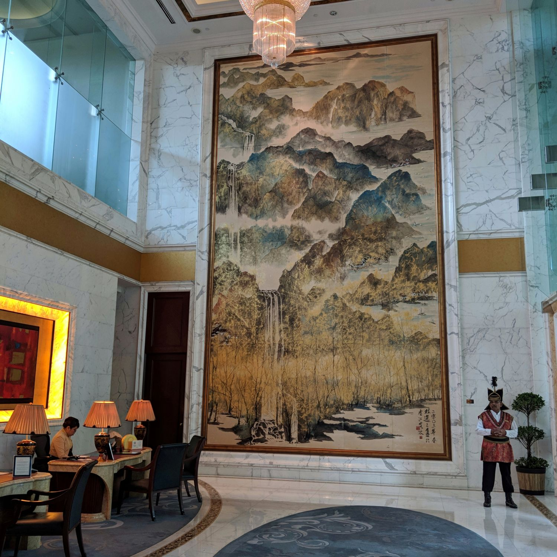 Shangri-La Hotel Singapore Valley Wing