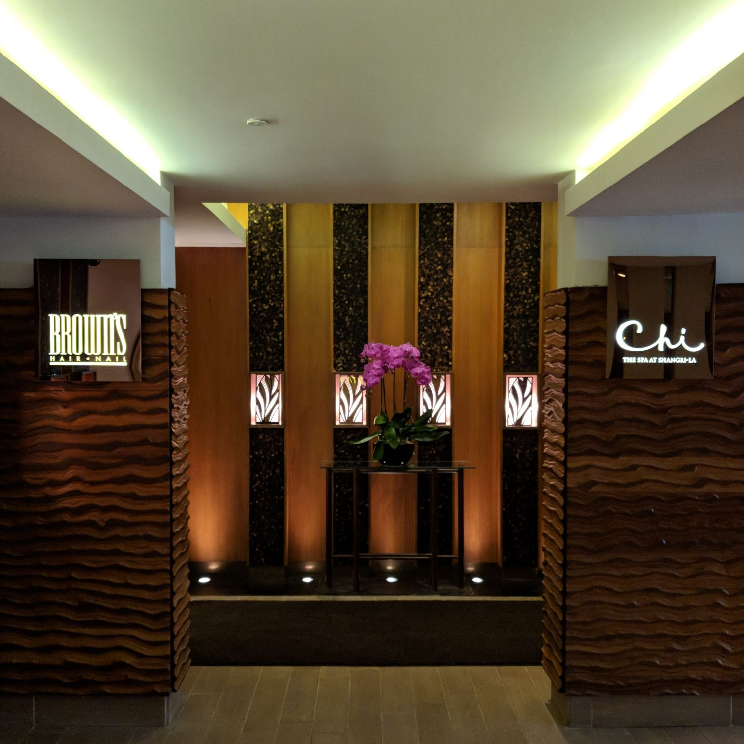 Shangri-La Hotel Singapore Chi The Spa