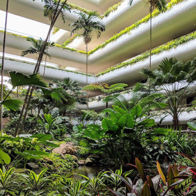 Shangri-La Hotel Singapore Garden Wing