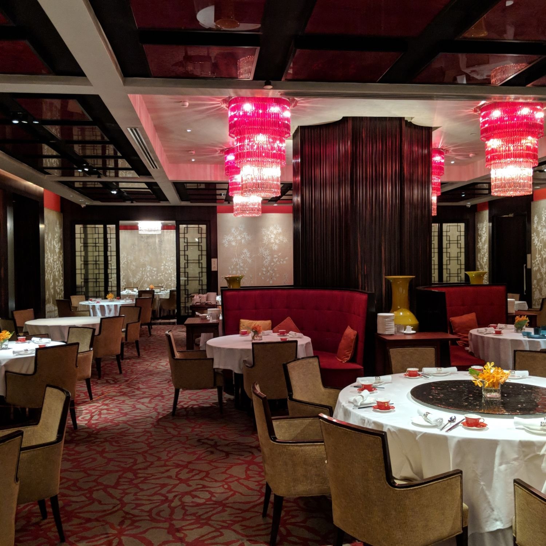 Shangri-La Hotel Singapore Shang Palace