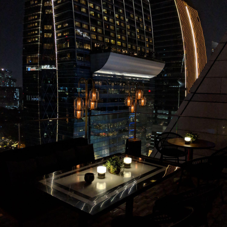 Rosewood Bangkok Nan Bei