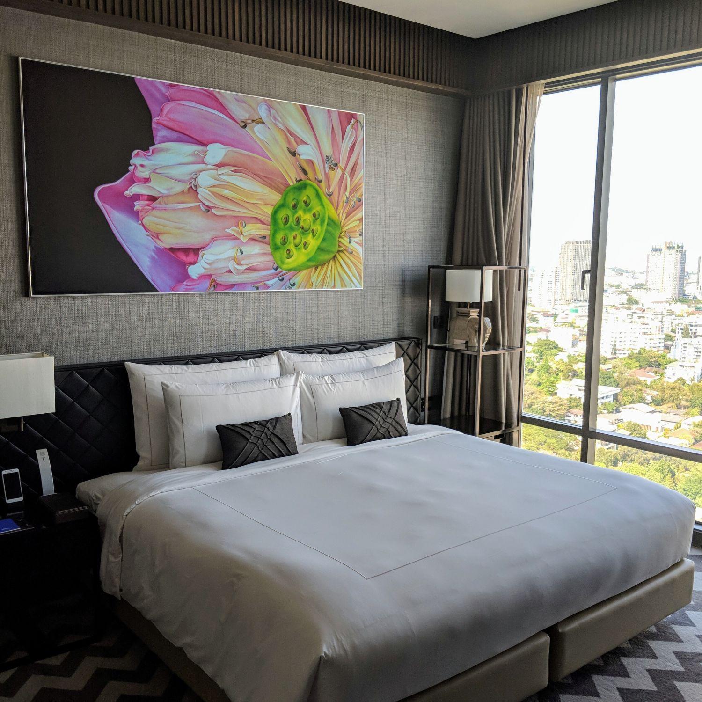137 pillars hotel sukhumvit bangkok ayutthaya suite bedroom