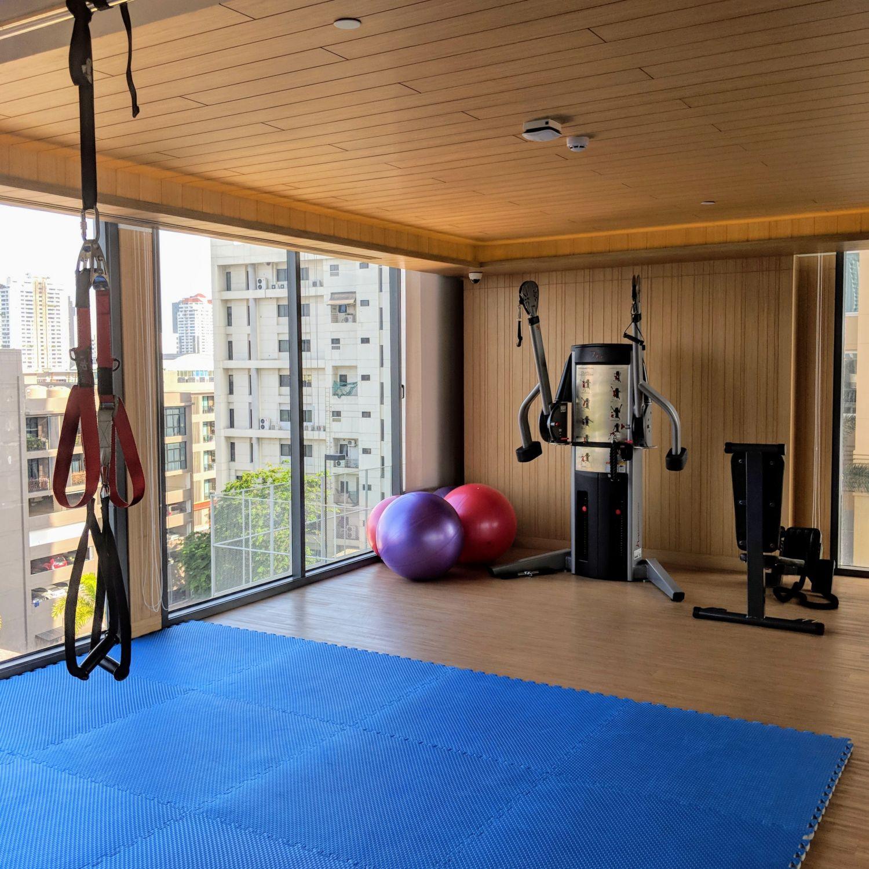 137 pillars hotel sukhumvit bangkok fitness centre
