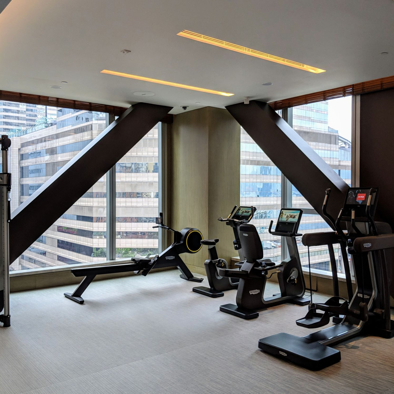 the st. regis hong kong the st. regis athletic club