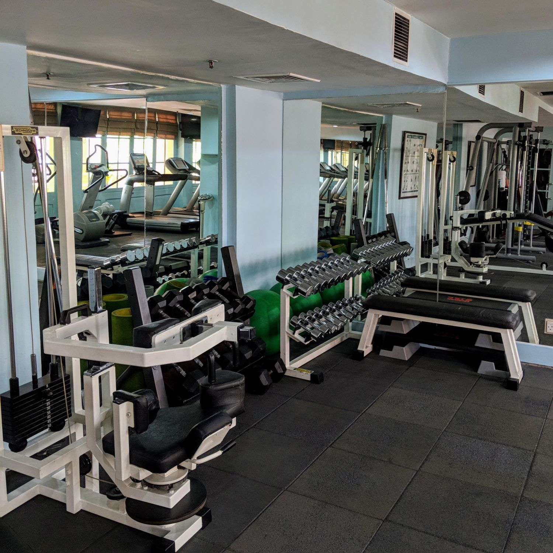 raffles hotel le royal phnom penh fitness centre