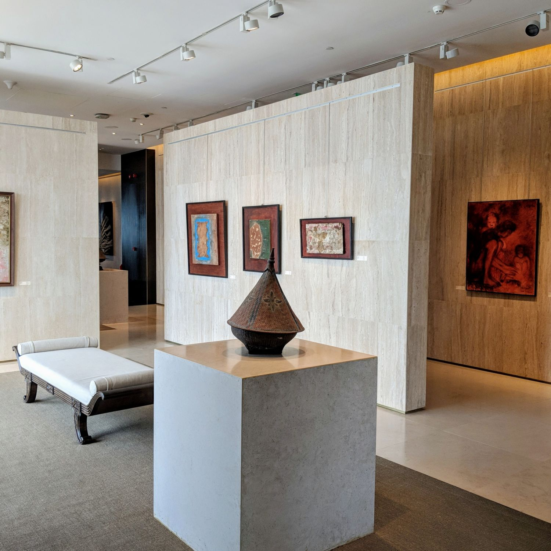 rosewood phnom penh Lobby Floor