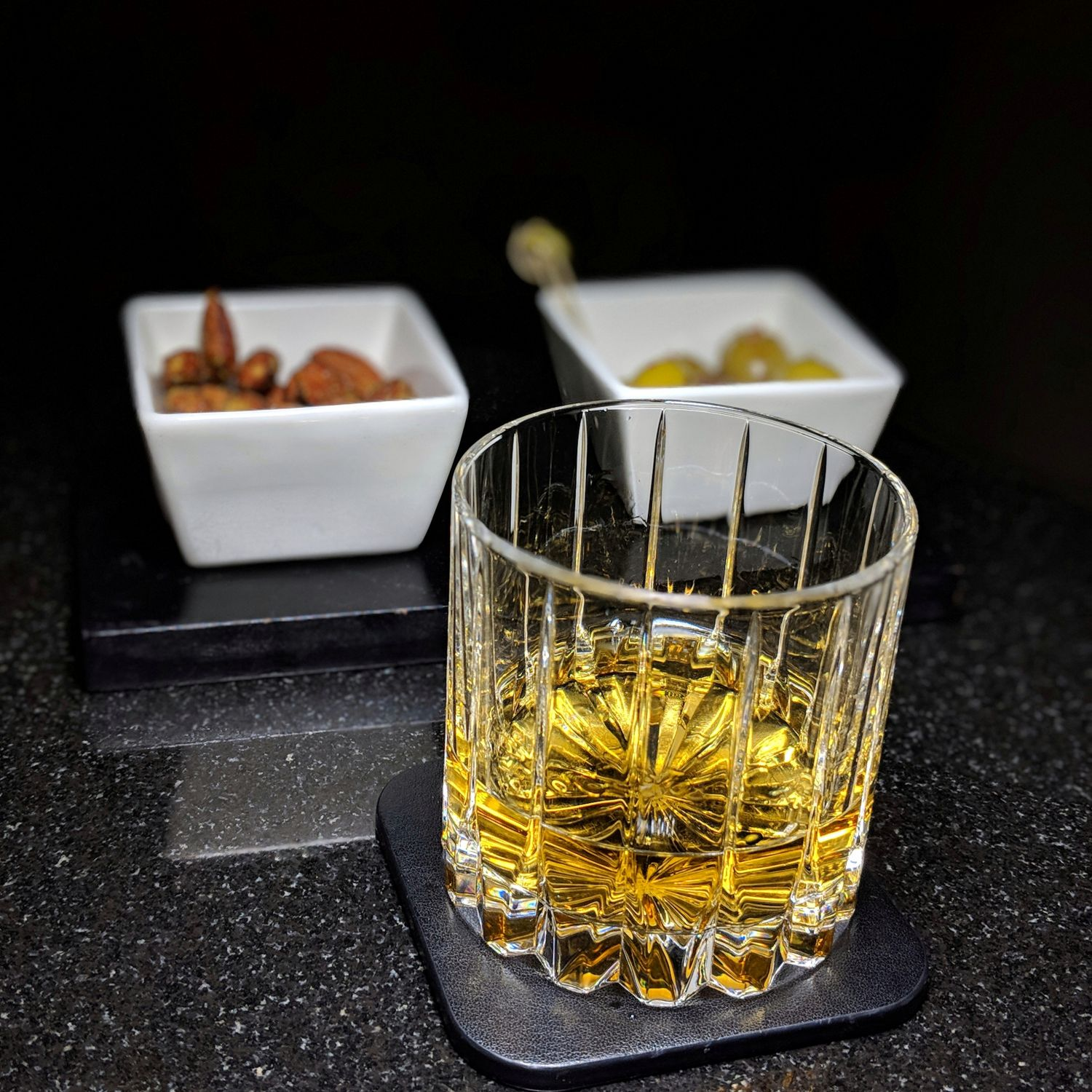 Four Seasons Hotel Singapore One-Ninety Bar Spirits