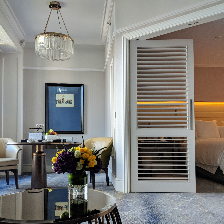 Four Seasons Hotel Singapore Four Seasons Executive Suite