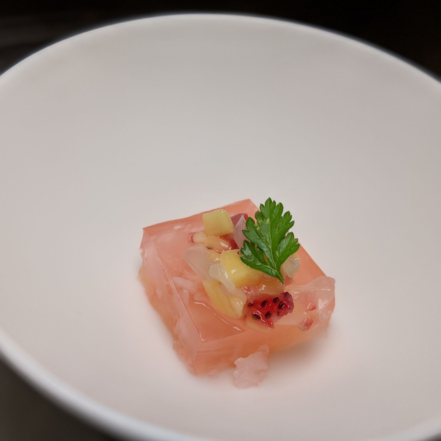 Four Seasons Hotel Singapore Jiang-Nan Chun Amuse Bouche