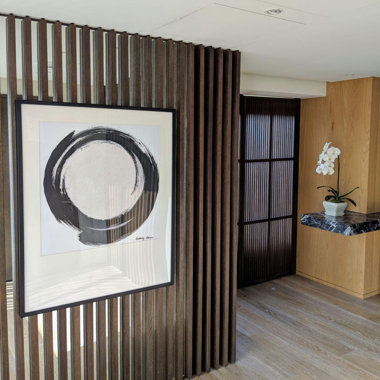 grand hyatt taipei Grand Executive View Suite foyer