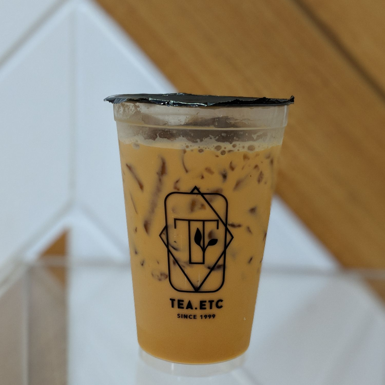 Hyatt Place Bangkok Sukhumvit Tea Etc Iced Thai Milk Tea