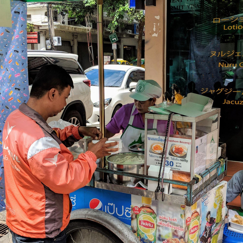 Hyatt Place Bangkok Sukhumvit Khanom Bueang Stall