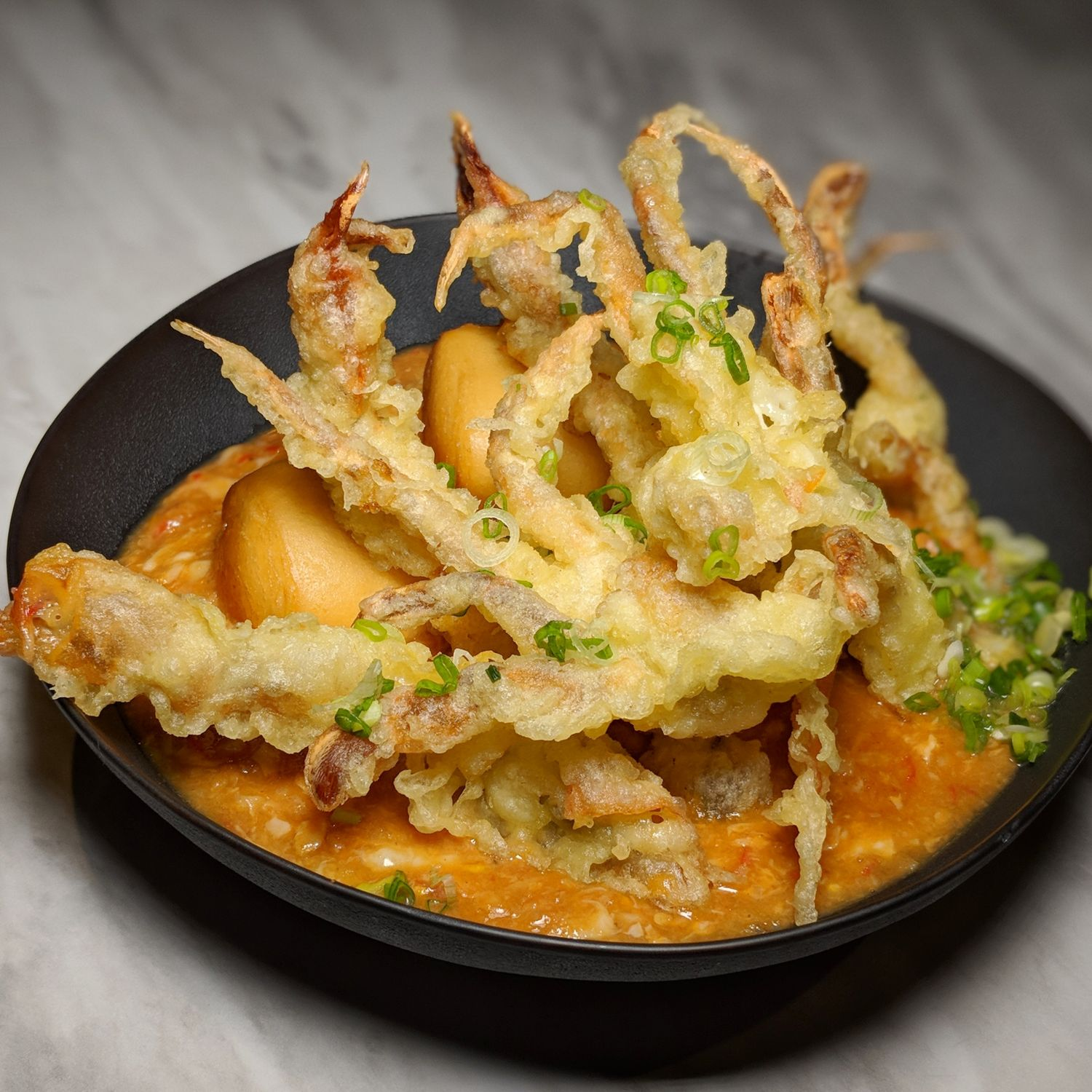 Omote Singapore Singaporean-Inspired Chilli Crab