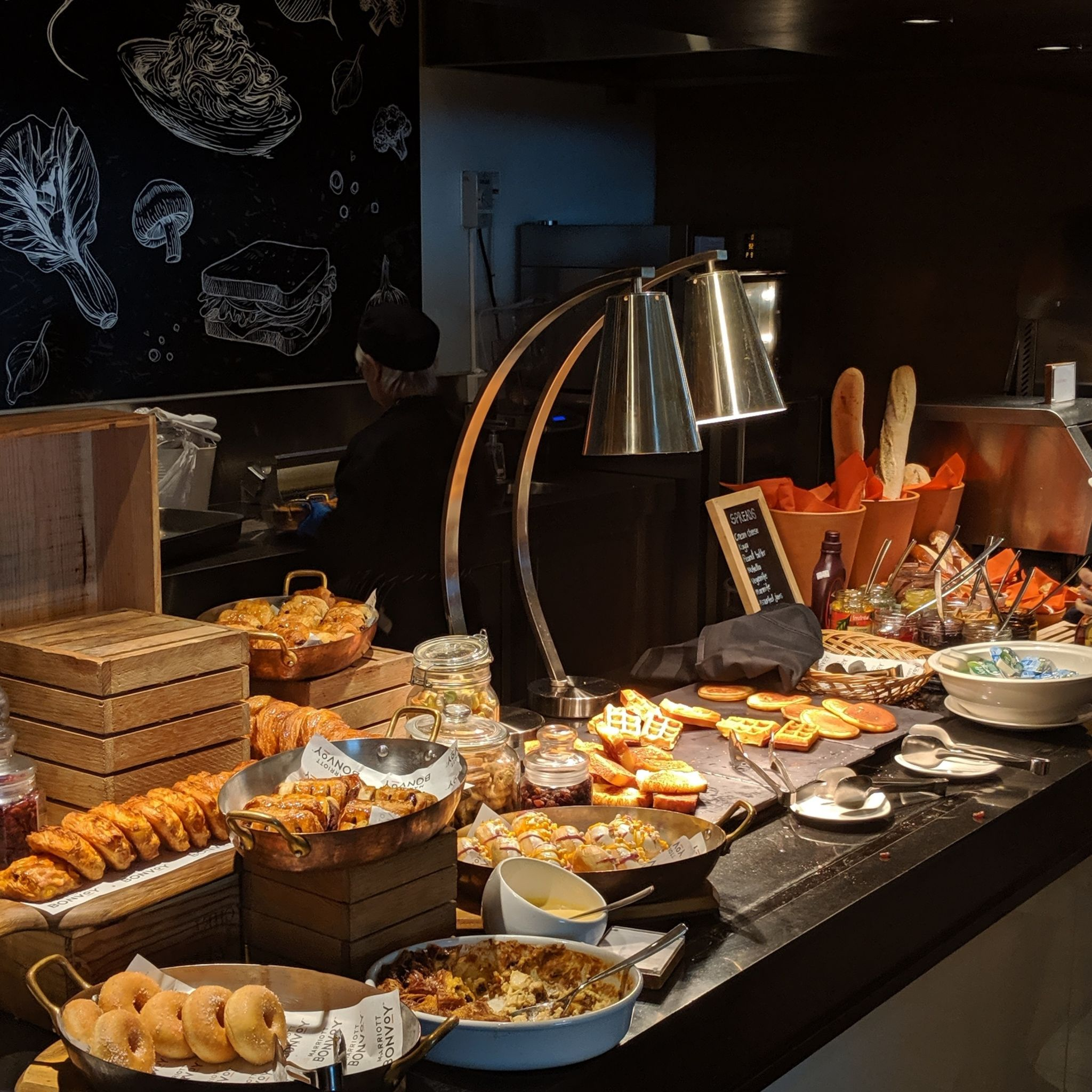 the westin singapore seasonal tastes breakfast pastries