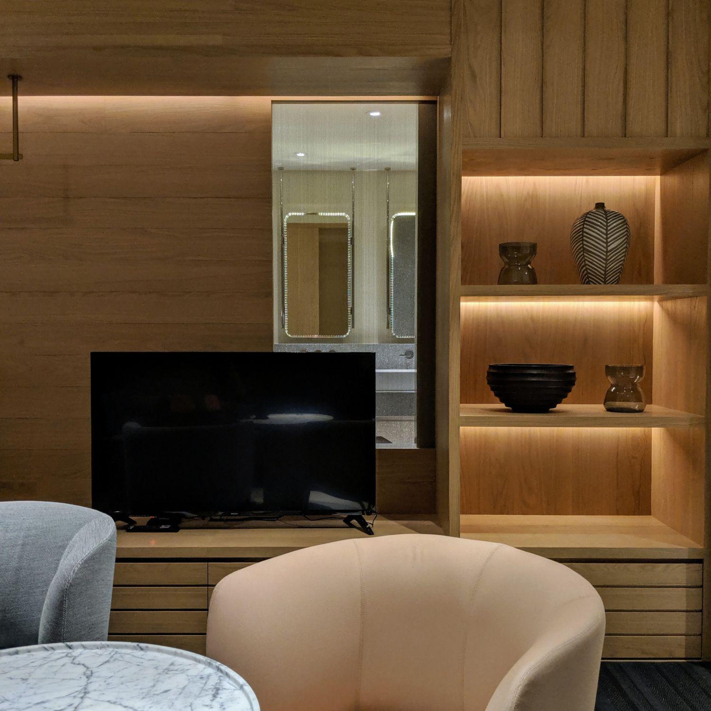 kimpton da an hotel taipei da an suite living room