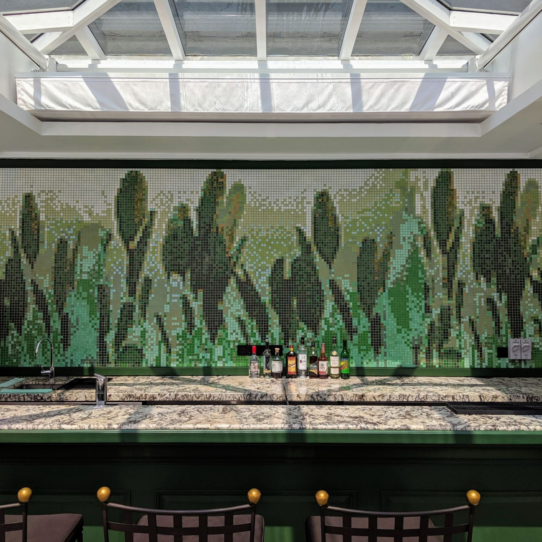 raffles hotel singapore pool bar