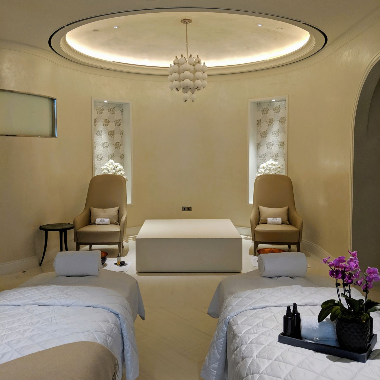 raffles hotel singapore raffles spa spa treatment room